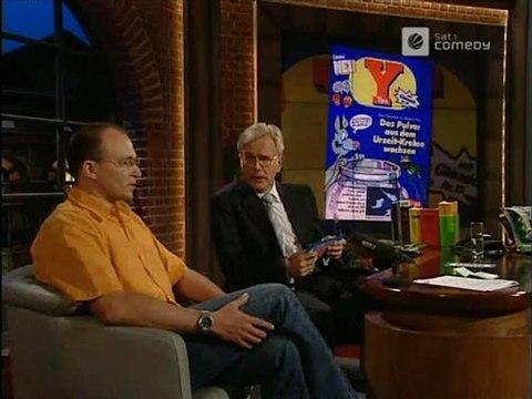 Die Harald Schmidt Show vom 02.10.2002