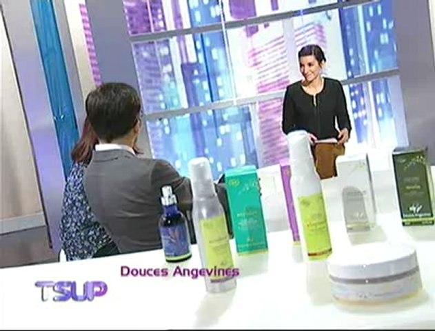 Michèle Cros des Douces Angevines invitée de TV Tours
