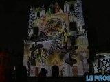 """Fête des lumières 2012 : les """"Chrysalides de Saint-Jean"""" en intégralité"""