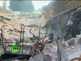 Video of abandoned Libya military base in Benghazi after days of fierce battles