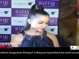 Kangana Ranaut Fashion magazine Harper's Bazaar launched its new cover