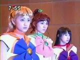 AMV Pretty Guardian Sailor Moon - Maboroshi No Ginzuishou