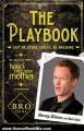 Humor Book Review: The Playbook: Suit up. Score chicks. Be awesome. by Barney Stinson, Matt Kuhn