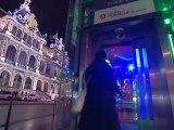 12 L'ASCENSEUR ETRANGE aux Stations de Métro -  Trophée des Lumières France 3 2012
