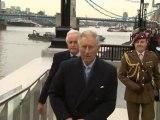 Prince Charles jokes about Kate hospital prank