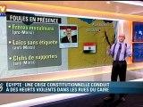 Egypte : le pouvoir de Mohamed Morsi contesté