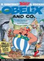Humor Book Review: Asterix Obelix and Co. (Asterix (Orion Paperback)) by Rene Goscinny, Albert Uderzo