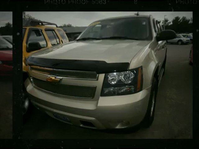 Used Chevy Tahoe Poulin Auto Sales Chevy Tahoe