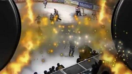 Rouen vs Grenoble 1/2 Finale retour de la Coupe de la Ligue saison 2012-2013