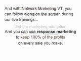 Network Marketing VT    Make Money Online From Home   NMVT