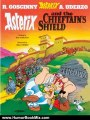 Humor Book Review: Asterix and the Chieftain's Shield by Rene Goscinny, Albert Uderzo
