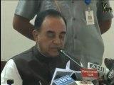 Dr. Subramanian Swamy Exposes ' Rahul  Gandhi , Sonia Gandhi and  Priyanka Gandhi 's 1600 Crore - Corruption ' .