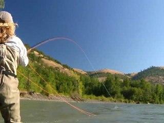 Fliegenfischen mit Todd Moen - Abenteuer in Montana 4