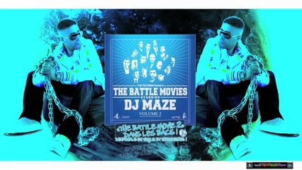 "DJ MAZE - DONT BOTHER ME ""THE BATTLE MOVIE 2"" (Breakbeat)"