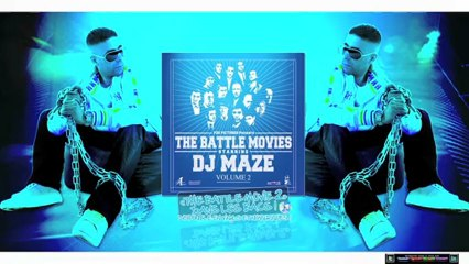 "DJ MAZE - DRAMA ""THE BATTLE MOVIE 2"" (Breakbeat)"
