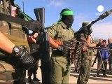 Meshal promete liberar Jerusalén y Cisjordania en su...