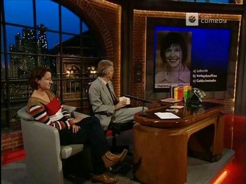 Die Harald Schmidt Show vom 18.10.2002