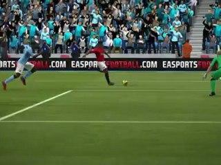 Man City v Man Utd - Manchester derby de FIFA 13