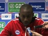 """Le Mag TV """"Avant match Reims Saint Anne - SM Caen"""""""