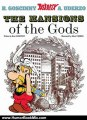Humor Book Review: Asterix The Mansions of the Gods by Rene Goscinny, Albert Uderzo