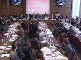 Audition de Pierre Moscovici et Jerome Cahuzac sur la loi de finances 2013
