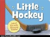 Humour Book Review: Little Hockey (Little Sports) by Matt Napier