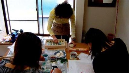GLI ARTIGIANI series 009 Nahomi Okada