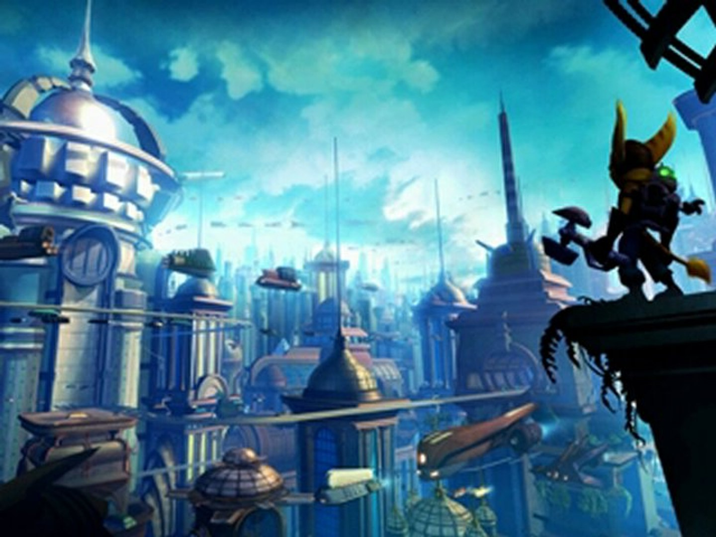 Ratchet And Clank Tools Of Destruction Metropolis 3 Video