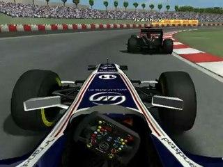 Duelo F1Race vs F1Atope Ida