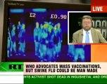 Madsen: 'Swine flu virus began life in lab'
