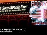 High School Music Band - Eye of the Tiger - From ''Rocky 3'' - Best Soundtracks Ever