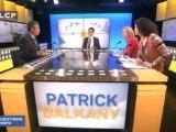"""Reportages : """"Questions d'info"""" sur LCP : quand Patrick Balkany parle de Patrick Devedjian..."""