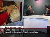 RDI Économie - Entrevue François Dupuis