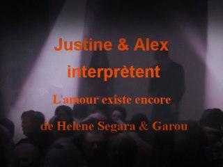 """Anthracite cover """"L'amour existe encore"""" orchestre vatiété Mariage 0324332310"""