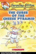 Humour Book Review The Curse of the Cheese Pyramid Geronimo