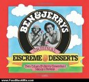 Food Book Review: Ben & Jerry's Homemade Ice Cream & Dessert Book by Ben Cohen, Jerry Greenfield, Nancy Stevens