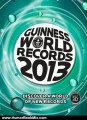 Humor Book Review: Guinness World Records 2013 by Guinness World Records