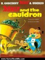 Humour Book Review: Asterix and the Cauldron by Rene Goscinny, Albert Uderzo