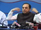 Subramanian Swamy Exposes Real Face of  ' Rahul & Sonia Gandhi ' that '  Sonia Gandhi & Rahul Gandhi running ' a Fraud company '  ' .