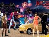 """STEFANO ERCOLINO - SUPER HERO 2012 ルパン三世 (Cover """"Lupin III"""")"""