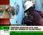Key oil region masters crisis