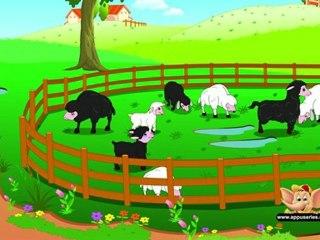 Baa Baaa Black Sheep in Telugu