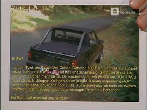 Die Harald Schmidt Show vom 07.11.2002