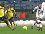 FC Sochaux-Montbéliard (FCSM) - LOSC Lille (LOSC) Le résumé du match (16ème journée) - saison 2012/2013
