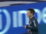 But Kevin GAMEIRO (86ème) - Paris Saint-Germain - Evian TG FC (4-0) - saison 2012/2013