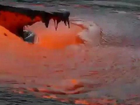 Rios de lava en Hawai (asturweb)