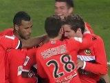 But Benjamin CORGNET (48ème) - Olympique de Marseille - FC Lorient (0-3) - saison 2012/2013