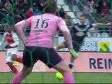 Stade de Reims (SdR) - Girondins de Bordeaux (FCGB) Le résumé du match (16ème journée) - saison 2012/2013