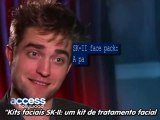 Robert em entrevista ao Access Hollywood: Entrevista de saída
