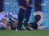 Real Betis - Barcelona Highlights HD 09.12.2012